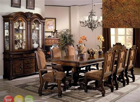 Formal Dining Room by Classic Dining Room Sets House Design Inspiration