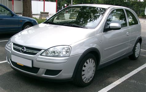 file opel corsa front 20070609 jpg wikimedia commons