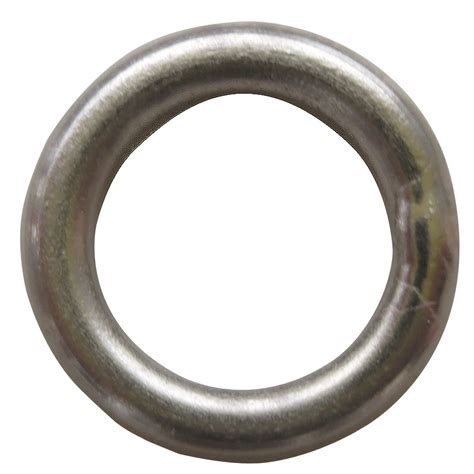 O Ring Stainless 8x50mm Welded Stainless Ring free shipping o ring stainless steel fishing weld ring