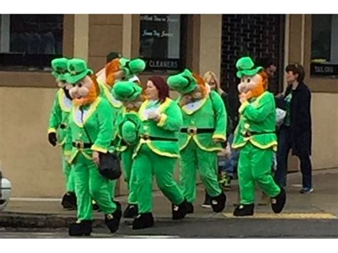 on why does boston have two st patricks day parades in a word 16 photos of boston s st patrick s day parade 2015
