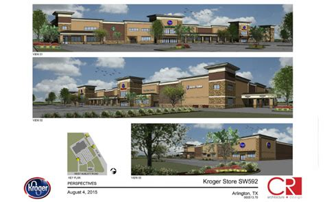 Arlington Isd Calendar 2015 16 Kroger Store Approved For Sublett Road U S Highway 287 In