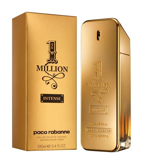 Parfum Paco Rabanne 1 million un parfum viril et addictif sign 233 paco