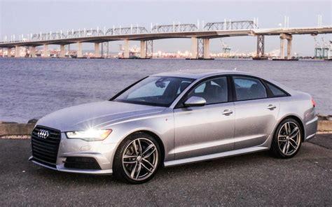 New Audi A6 2016 2016 audi a6 review roadshow