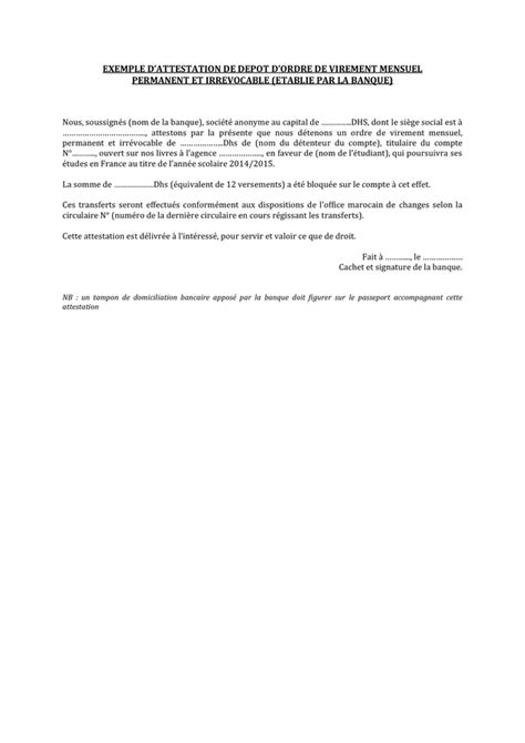 Attestations divers - téléchargement gratuit documents PDF