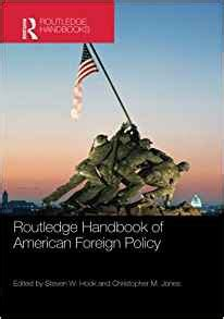 routledge handbook of national and regional policies books routledge handbook of american foreign policy