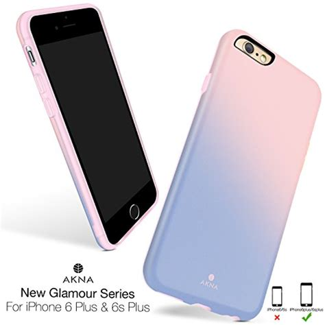 iphone 6 plus 6s plus for akna new series soft tpu cover with