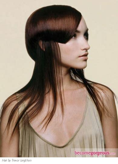 hair stiy long layered punk hair style makeup tips and fashion