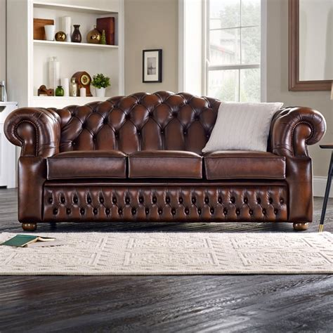 Settee Or Sofa by Oxford 3 Seater Sofa From Sofas By Saxon Uk