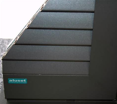 profili per persiane in alluminio perfectview persiane esterne in alluminio con lamelle