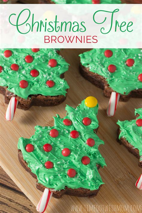 christmas tree brownies and betty crocker giveaway