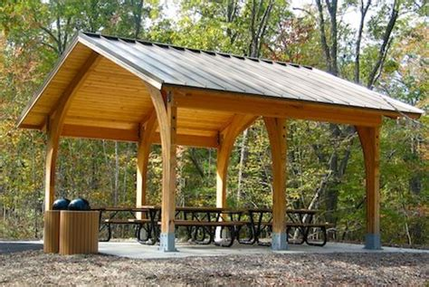 backyard shelter plans picnic shelter building plans woodworking projects plans