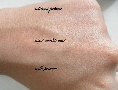 Nyx Hd Studio Primer nyx hd studio photogenic primer review swatch and