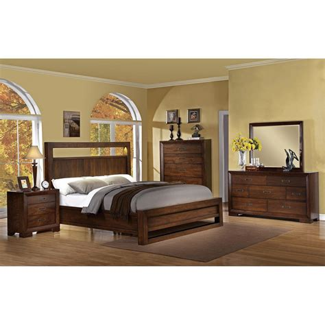 riverside bedroom furniture riverside furniture riata panel customizable bedroom set