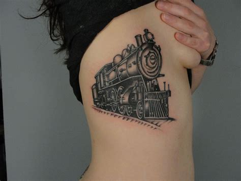 steam train tattoo designs tattoos designs ideas and meaning tattoos for you