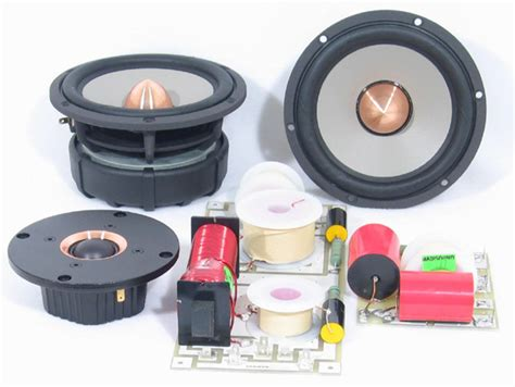 loudspeaker crossover inductors the loudspeaker crossover part ii the brains of your system junquoting comule