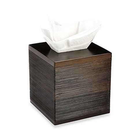 Tisu Box buy ridley boutique tissue box cover from bed bath beyond