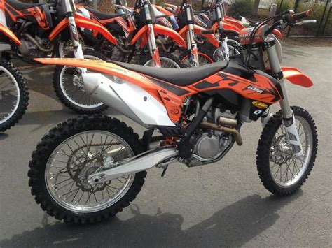 Ktm 250 Dirt Bike For Sale 2013 Ktm 250 Sx F Dirt Bike For Sale On 2040motos