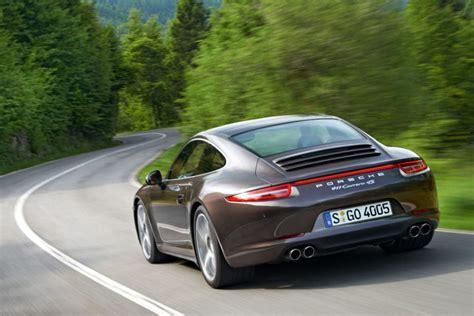 Porsche 50 Jahre by 50 Jahre Porsche 911 Neues Upgrade Mit Dickem