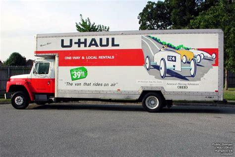 Trucker U uhaul truck for sale gmc autos post