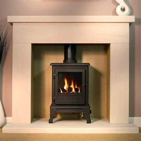 Gas Stoves Fireplace by Gallery Durrington Fireplace With Optional Firefox 5
