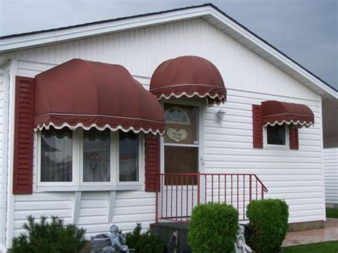 Residential Awnings Before After Photos