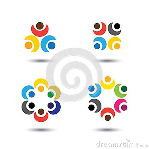 Set Of Colorful Web Circle Set Of Colorful Icons In Circle Vector Concept School Stock Vector Image 50885865
