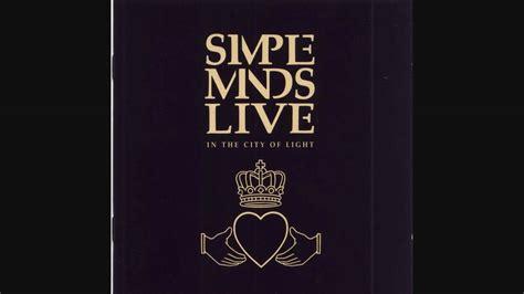 in the city of light simple minds ghostdancing live in the city of light