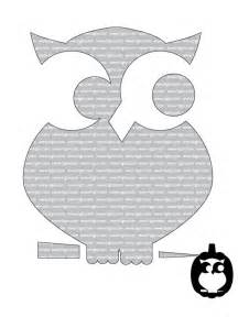 Owl Pumpkin Template by 41 Printable And Free Templates Hgtv