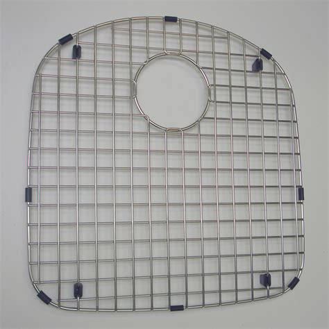 kitchen sink protector grid chrome stainless kitchen sink protector drainer grid