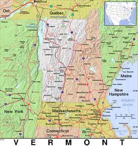 vermont canada map vt 183 vermont 183 domain maps by pat the free open