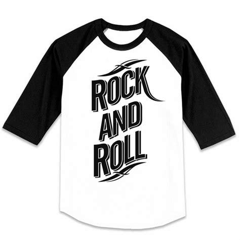 Tshirtkaos Rock N Roll shirt baseball rock shirt rock n roll shirt rock