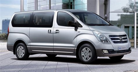 hyundai iload specifications 2016 hyundai iload imax series ii pricing and