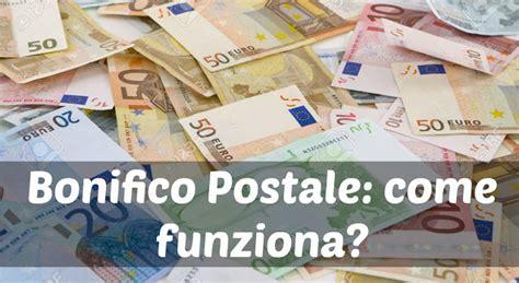 tempi bonifico da a posta bonifico postale e in posta costo e tempi di accredito