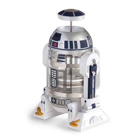 Star Wars R2 D2 French Press Coffee Maker   Gadgetsin