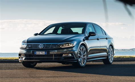 volkswagen passat r line black news vw s 206kw passat r line fixed for october