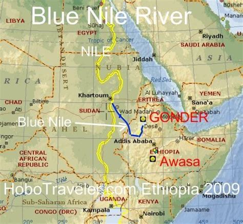 africa map nile river maps of nile rivers influence on