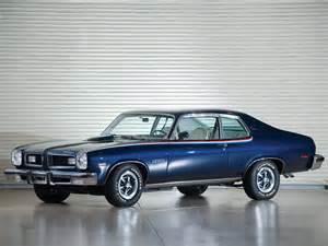 1974 Pontiac Ventura Gto 1974 Pontiac Ventura Custom Gto Coupe Classic