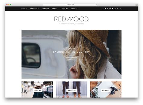 themes for tumblr fashion blogs 10 best fashion blog wordpress themes 2018 all template