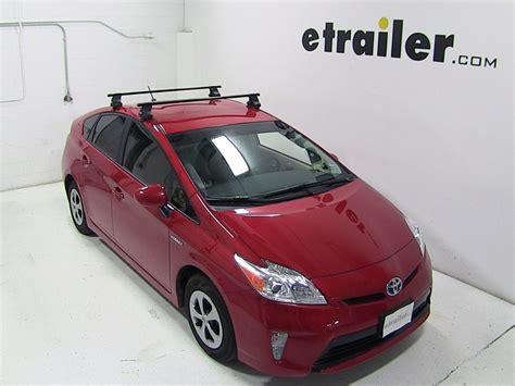 Thule Roof Rack Prius by Thule Roof Rack For 2013 Toyota Prius Etrailer
