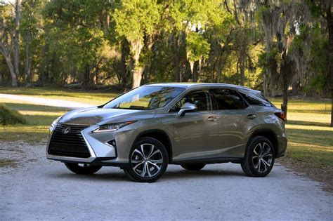 lexus jeep 2017 2017 lexus rx 350 test drive review autonation drive