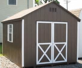 10x14 shed