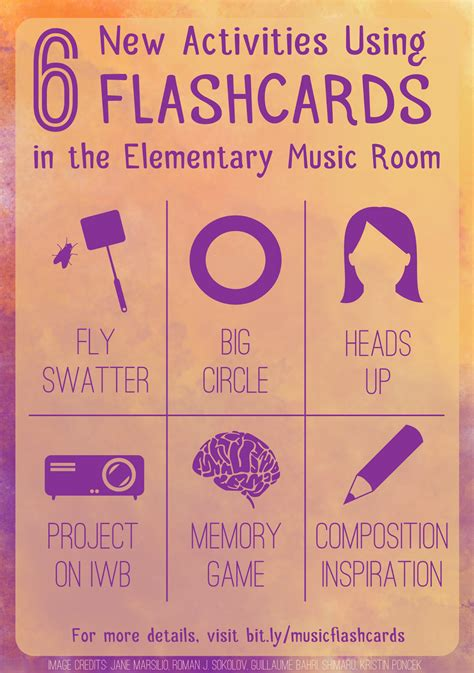 songs with room in the title 6 new activities using flashcards in the elementary room