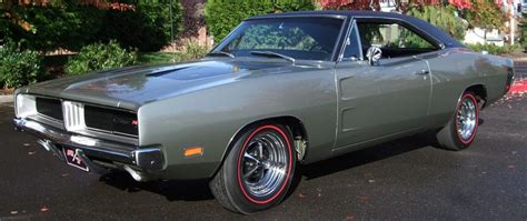 1968 1970 dodge charger r t styling and