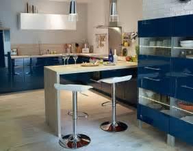 meuble de cuisine gossip bleu castorama