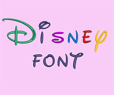 design font uppercase disney embroidery font design alphabet machine 26 uppercase