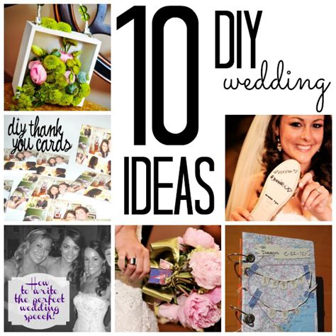 Diy Wedding Ideas by Diy Wedding Ideas Decoration