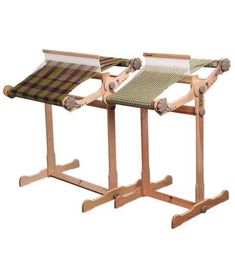 knitting loom stand stands for knitters looms mielke s fiber arts
