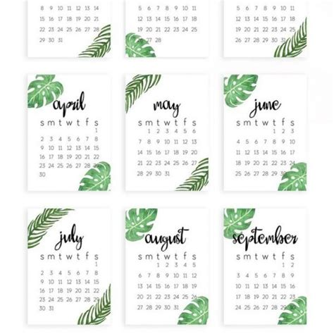 printable calendar pinterest 25 unique calendar 2018 ideas on pinterest 2018