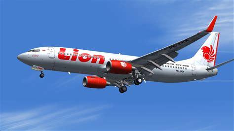 ilsym dasblacked flightsimulator lion air 737800