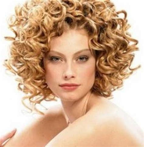 short hairhair straght on back curly on top 15 curly perms for short hair short hairstyles 2016